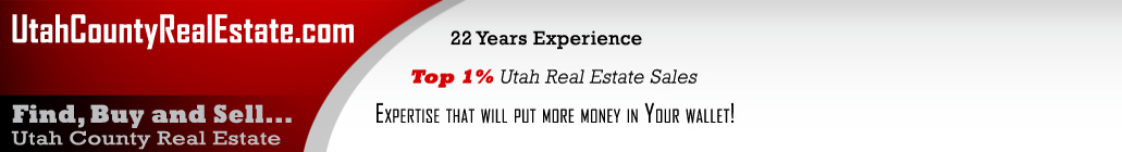 Utah County Real Estate